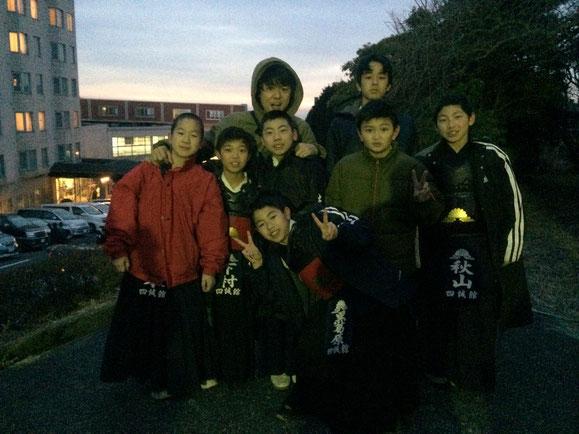 第36回富士箱根ランド少年錬成剣道大会