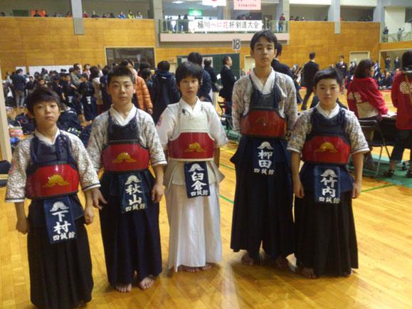 第11回桶川べに花杯剣道大会