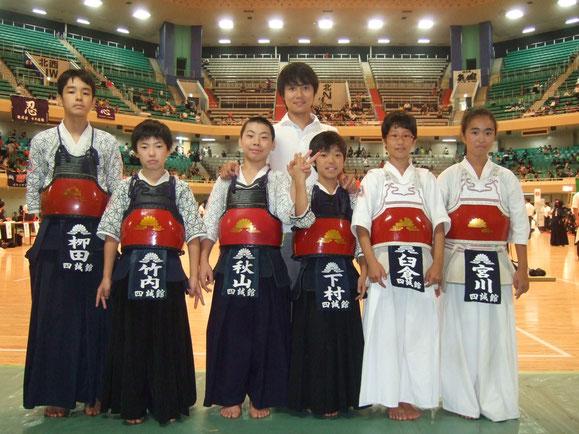 第24回JR東日本ジュニア剣道大会