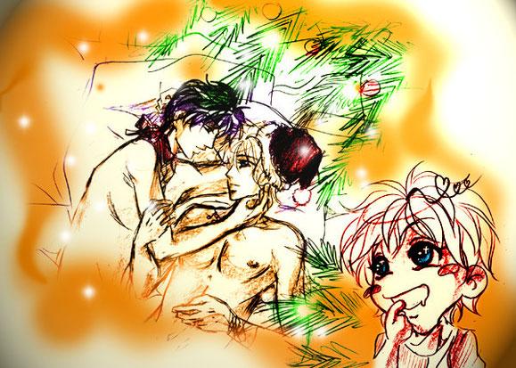 Liebe machen unterm Weihnachtsbaum? X33