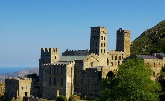 Сант-Пере де Родес - самые красивые монастыри Каталонии