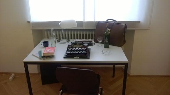 Auf den Spuren berühmter Dichter: Im Literaturarchiv Sulzbach-Rosenberg