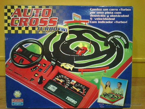 AUTO CROSS TURBO DE FALOMIR JUEGOS