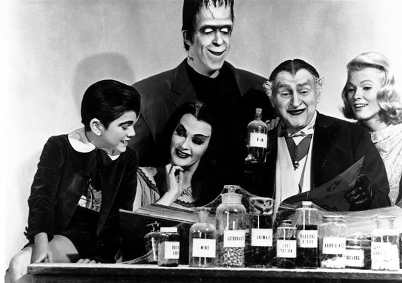 LA FAMILIA MONSTER (1964-1966)