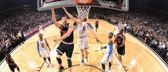 SEGUNDO ALL STAR PARA MARC Y QUINTO PARA PAU.HISTORIA ESTAN HACIENDO EN LA NBA LOS HERMANOS GASOL PARA EL BALONCESTO ESPAÑOL.
