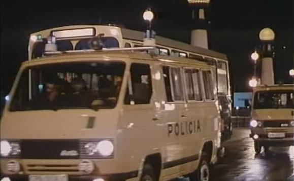 FURGONES AVIA 2ª SERIE POLICIA NACIONAL