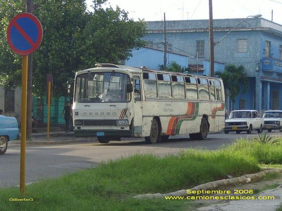 PEGASO UNICAR DE PEDRO POMBO DE MALPICA ENVIADO A CUBA.