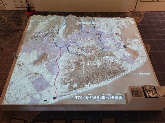 静岡市治水交流資料館