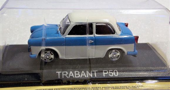 Trabant P50, 1:43,Atlas