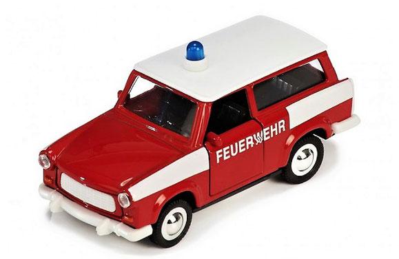 Trabbi, Trabant 601 Kombi, (P601), Feuerwehr