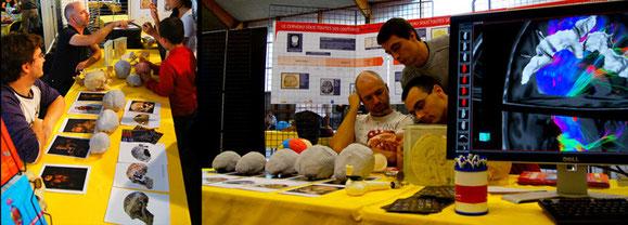 La fête de la Science 2001 Rennes