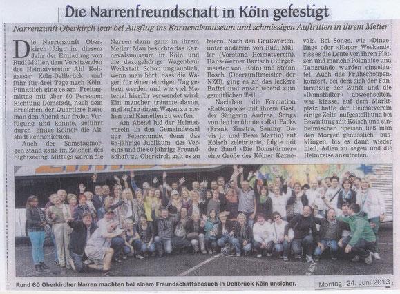 Bericht Oberkirch