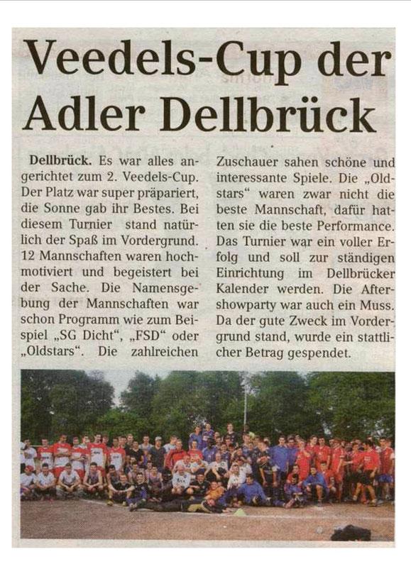 Veedels Cup Adler Dellbrück
