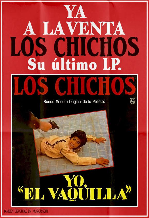 BSO DEL VAQUILLA LOS CHICHOS PARA EL VAQUILLA POSTERS