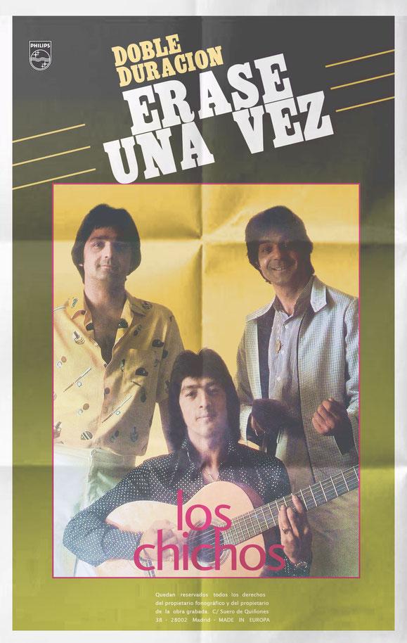 DOBLE DURACION ERASE UNA VEZ LOS CHICHOS 1985