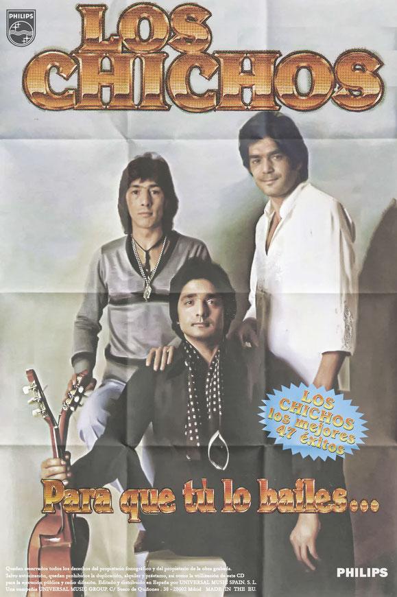POSTERS PARA QUE TÚ LO BAILES  1982