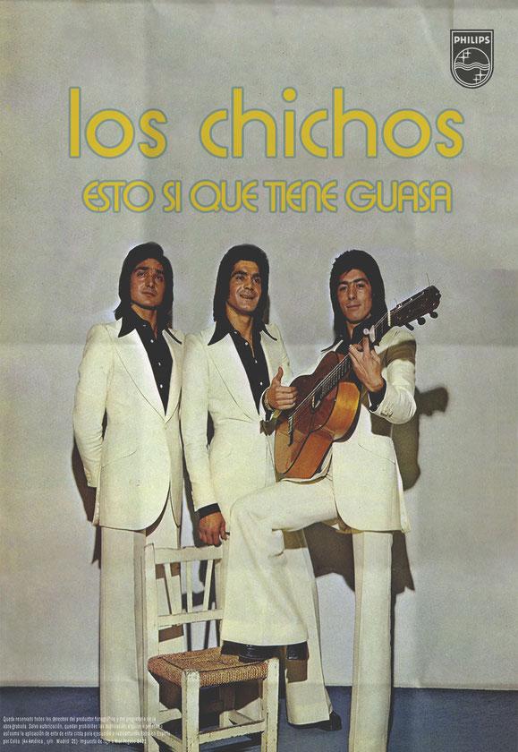PÓSTERS ESTO SI QUE TIENE GUASA  - 1975
