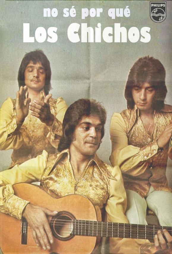 PÓSTERS NO SÉ POR QUÉ 1976