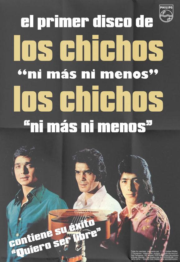 PÓSTERS  NI MÁS NI MENOS  - 1974
