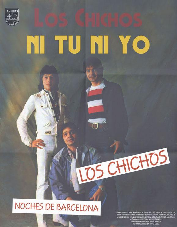 POSTERS NI TU NI YO  1982