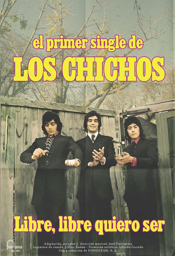 PÓSTERS  QUIERO SER LIBRE   - 1973