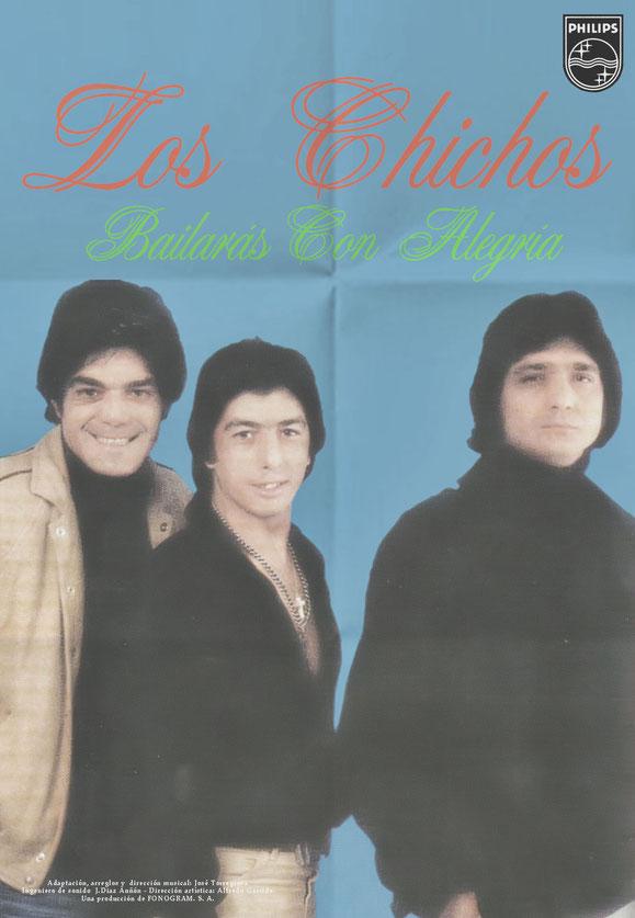 POSTERS BAILARAS CON ALEGRÍA  1981