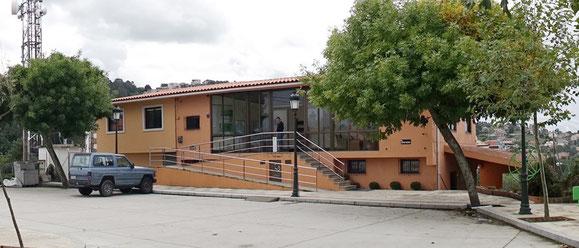 Local da Asociación San Xurxo