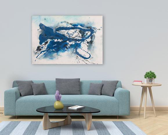 Acrylbild 70 cm x 100 cm