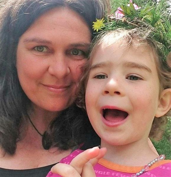 Foto:(Karin Raffeiner) Kinderwege sanft mit den Pflanzenkräften begleiten