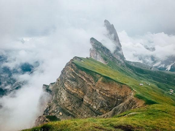 Seceda Berg
