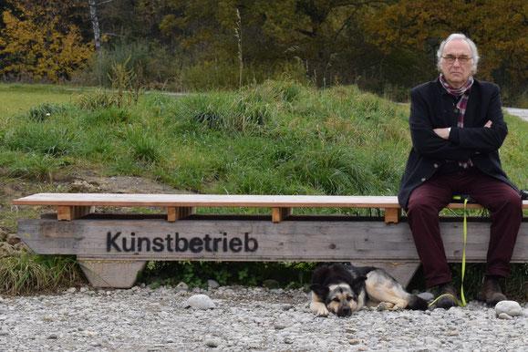 Volker Heigenmooser                                                                                Foto (c): Hedwig M. Binder