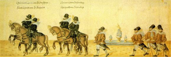 Daniel Bretschneider: Merkur-Invention 1591, Dresden, SLUB