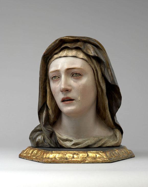 Pedro Roldán, Mater Dolorosa, um 1660-1675, Berlin, Skulpturensammlung, Foto: Antje Voigt