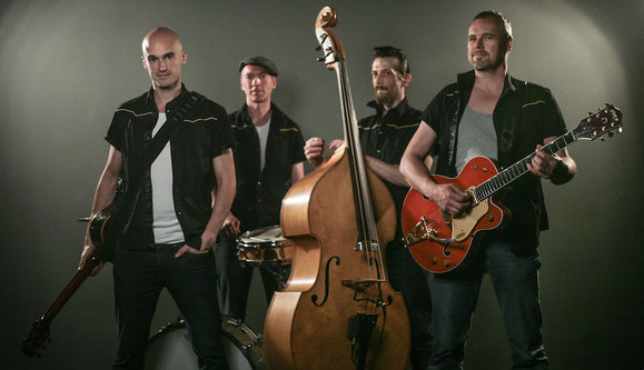 Musikagentur Berlin Ben Wild And The Wild Band Titel