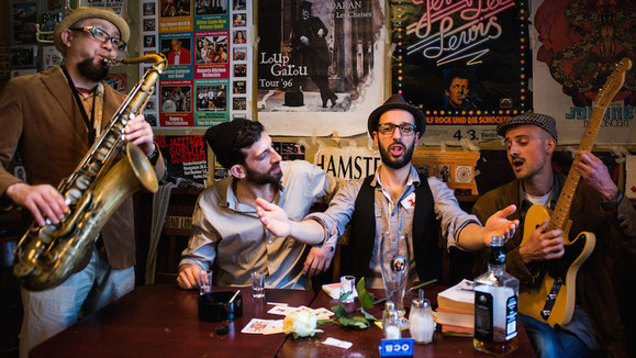 Künstleragentur Berlin Musikagentur Berlin Jakkle Swing Band Titel