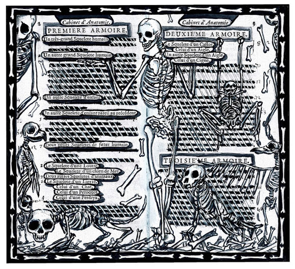 Illustration d'Alexandre Léger : première armoire, deuxième armoire