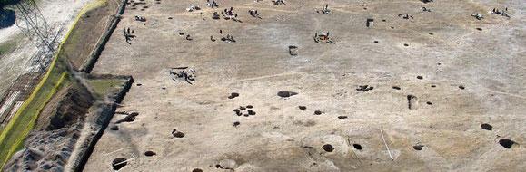 Casa Montero, yacimiento neolítico de sílex