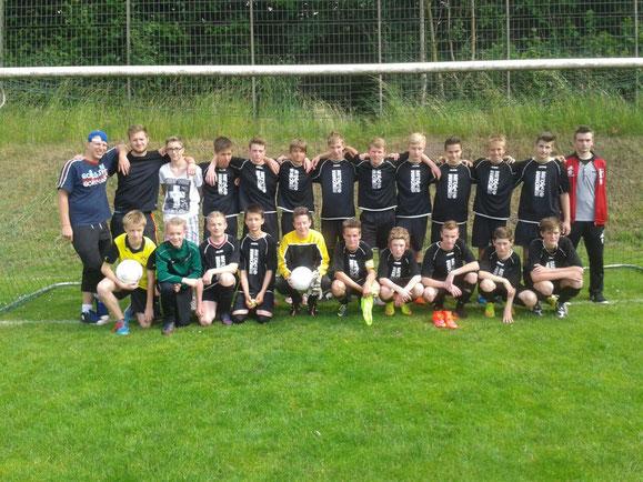Vize-Kreispokalsieger 2014/2015