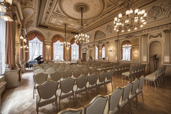Hochzeit im Palais Prinz Carl in Heidelberg
