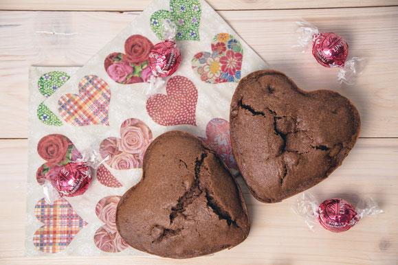 Steamhaus - Rezept für Kombi-Steamer und Dampfgarer: Schokoladen-Herz
