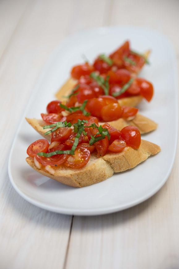 Steamhaus - Rezept für Kombi-Steamer und Dampfgarer: Tomate