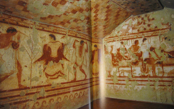 Tombe du Triclinium