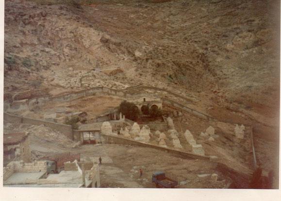 Cimetière de Sednaya