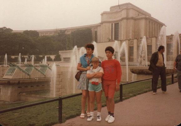 Le Trocadéro - 1983