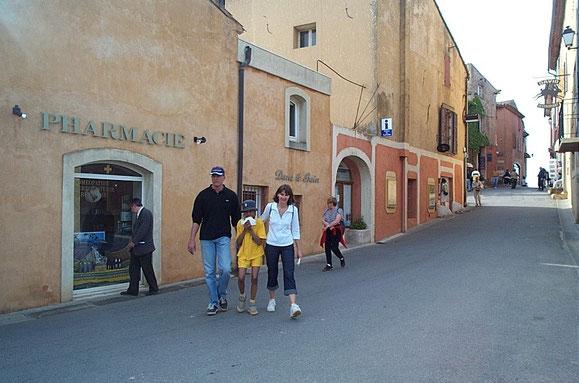 Roussillon - Eté 2000