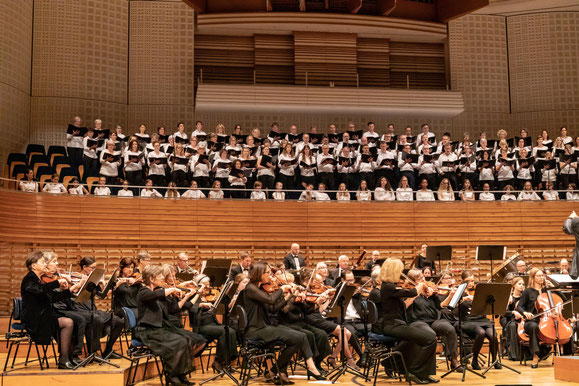 "Konzert ""what a wonderful World"" im KKL Luzern (Mai 2019)"