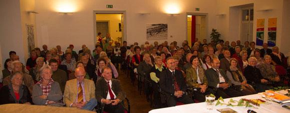Das amüsierte Publikum