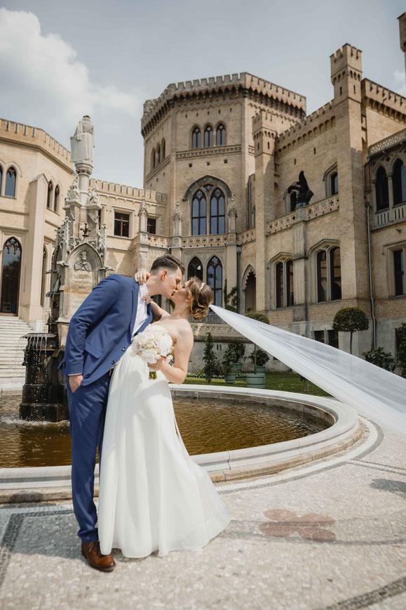 Hochzeit Schloss Babelsberg