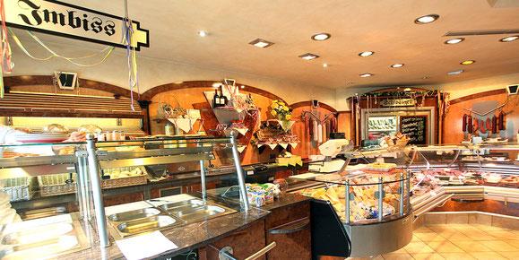 Metzgerimbiss, preiswerte Gerichte, Metzgerei Schwaiger in Flintsbach