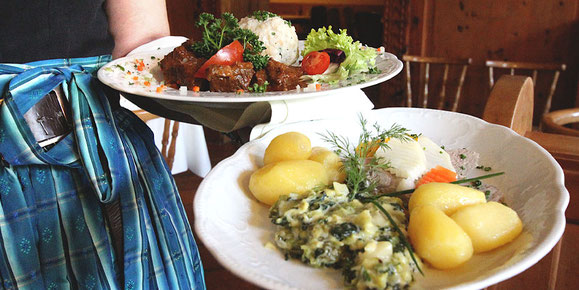 Gut Essen in Flintsbach am Inn, Gasthof Falkenstein